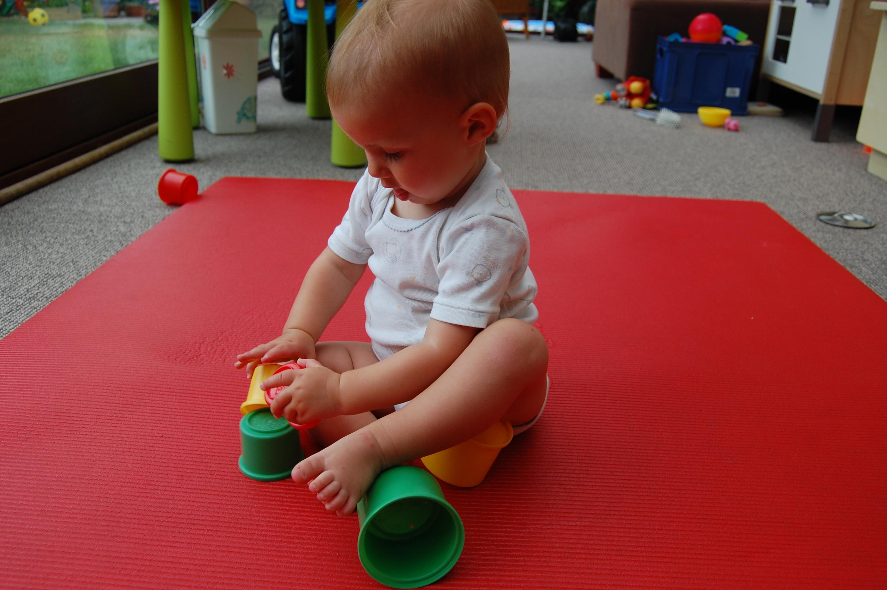kinesitherapie kinderen stimuleren motorische ontwikkeling achterstand