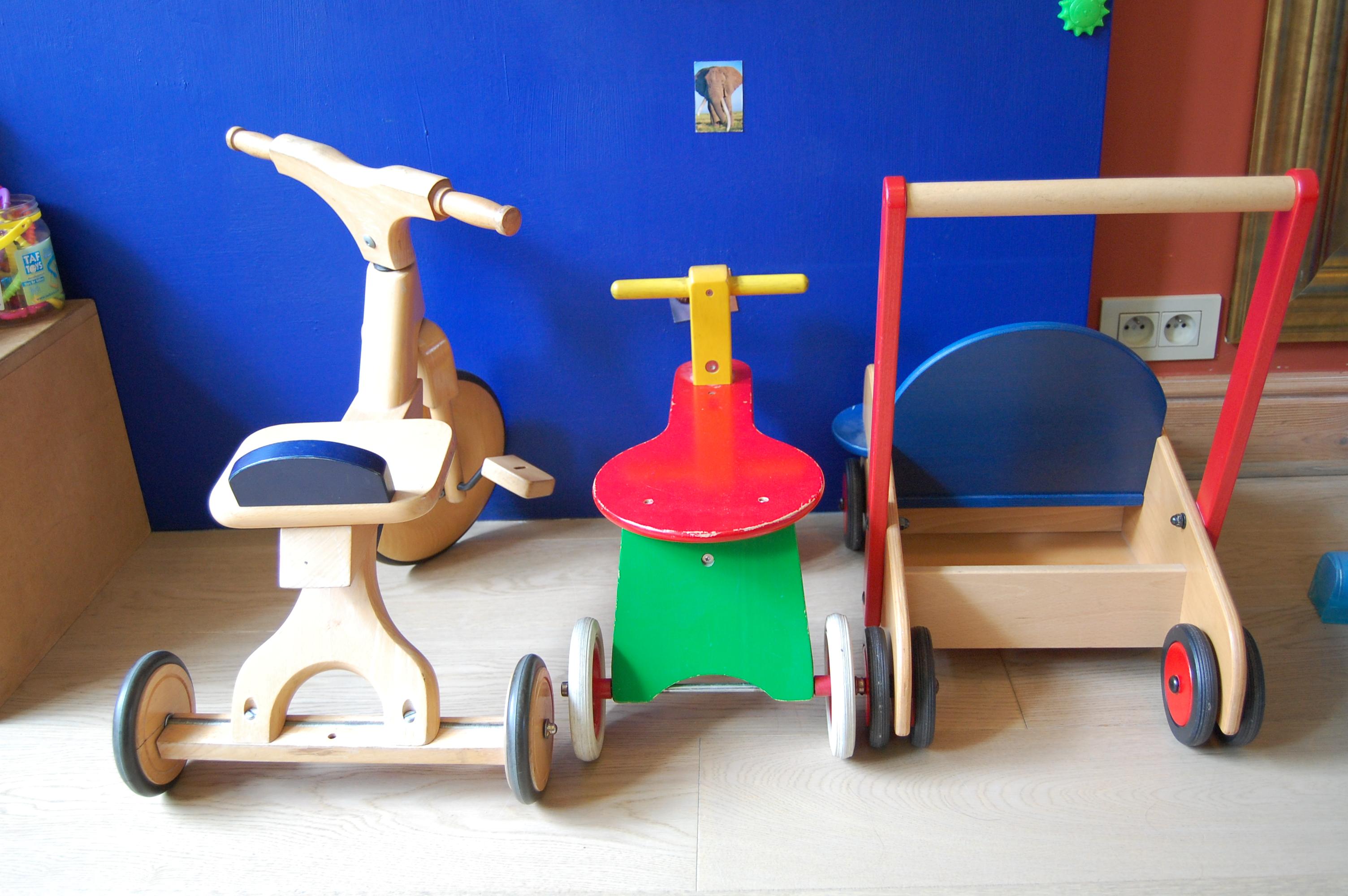vragen therapeutenn dokters, ouders, driewielers